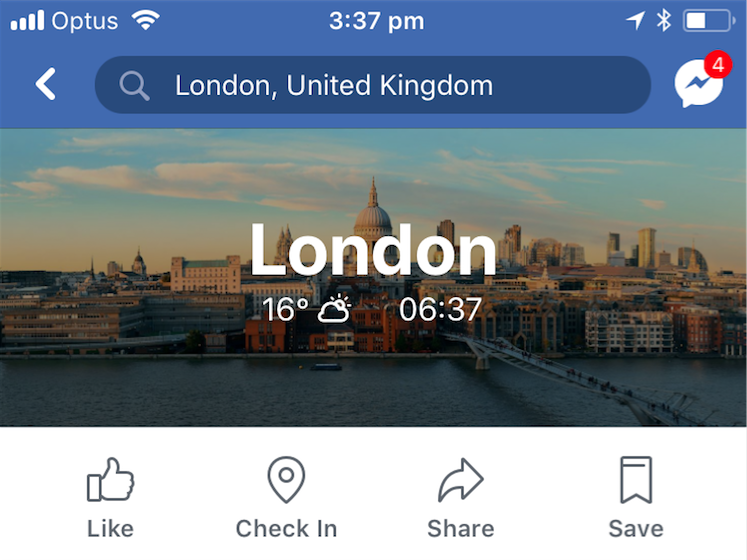 City Guides - The New Facebook Feature All Hospitality Venues Should Be Talking About
