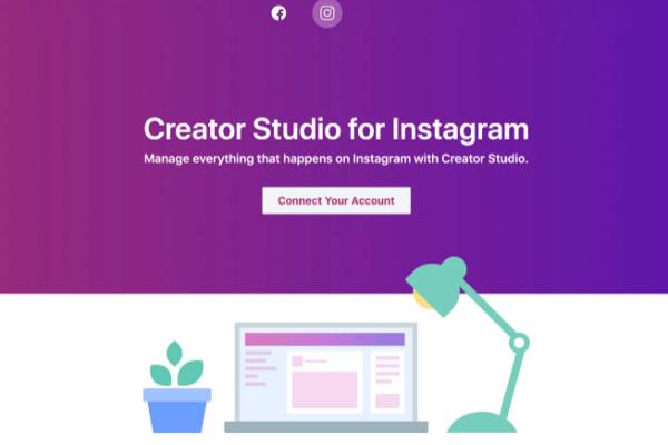 Facebook Creator Studio Launches Instagram Scheduling