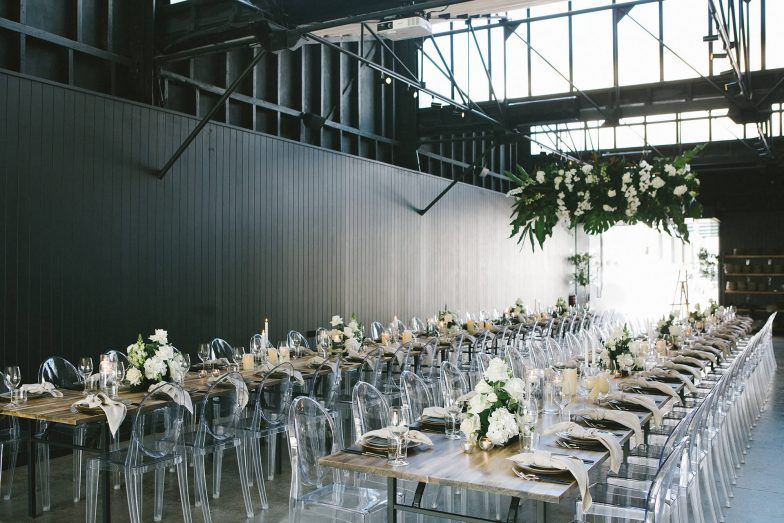 Warehouse Wedding Venues: A New Wedding Trend