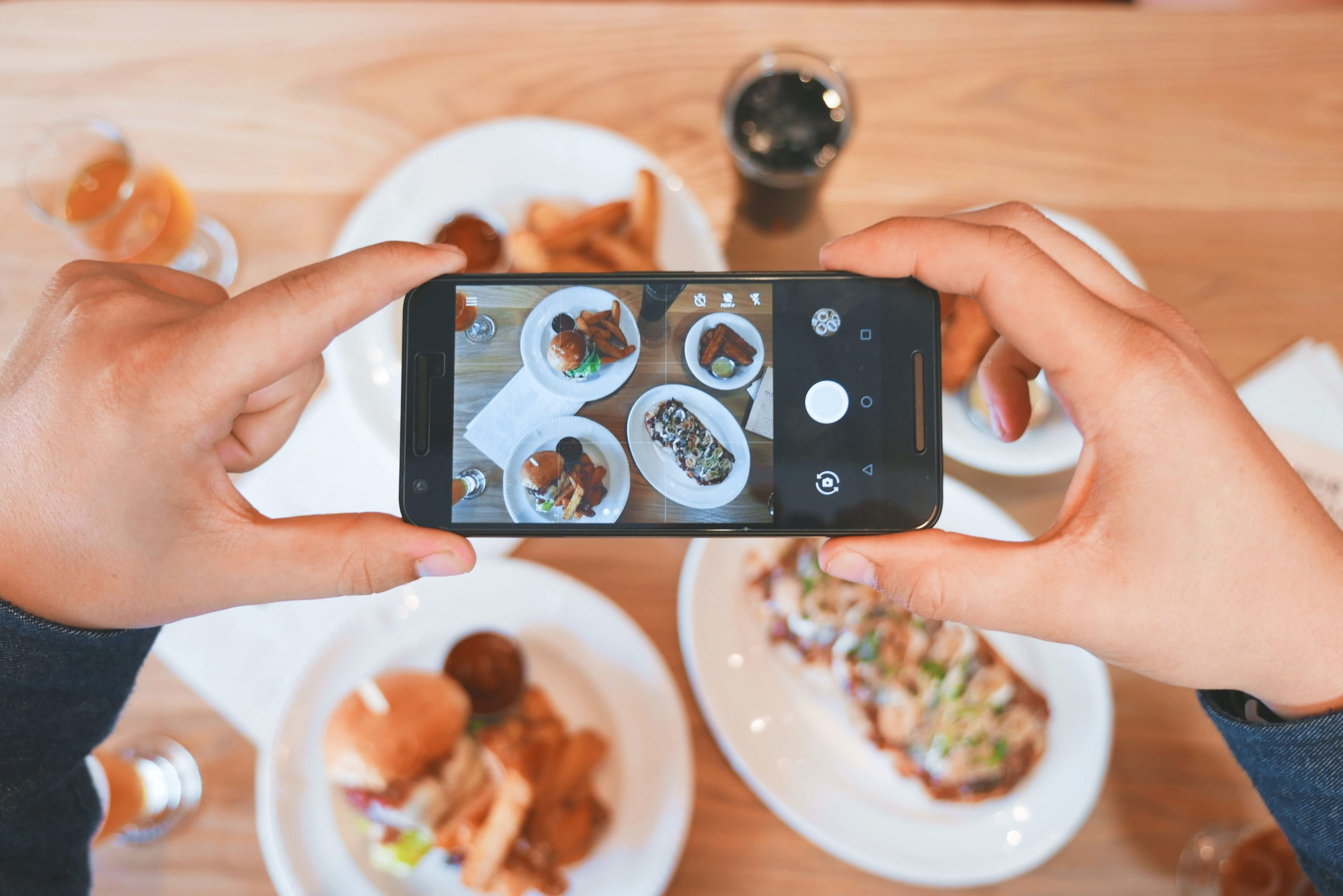 Four Tips For Promoting Your Takeaway Menu On Instagram
